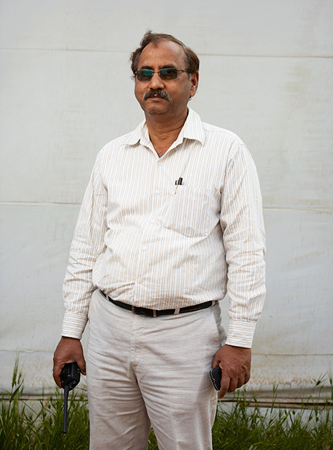 Head of Medical Sanitation Store - Dr Arun Kumar